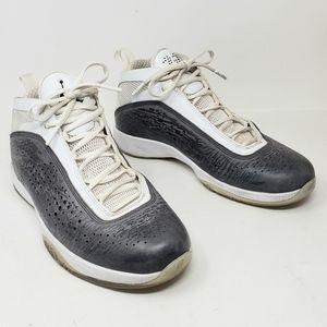 Nike Air Jordan Michael Anthracite Basketball Shoe